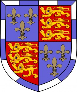 Shield of St John's College, Cambridge