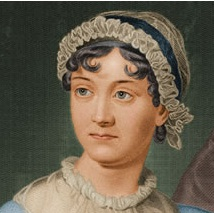 Jane Austen, like Patrick White (see below) wrote in long hand, with a pen. No computer for them. No spell checker, no grammar checker.