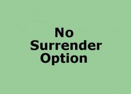 Designer Annuities have No Surrender Option