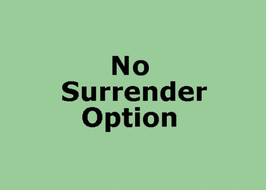 Designer Annuities have No Surrender Option