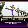 We Conform Because We Conform