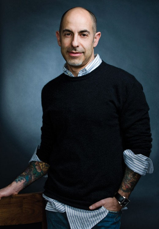 "New ""Godzilla"" writer, David Goyer"