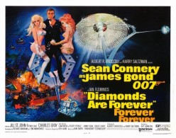 Diamonds Are Forever (1971) - Illustrated Reference