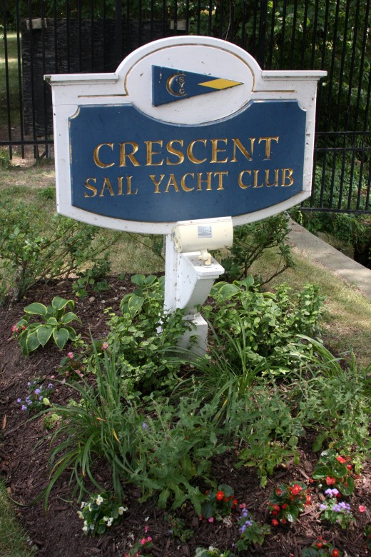 Crescent Sail Yacht Club, Grosse Pointe Farms, Michigan