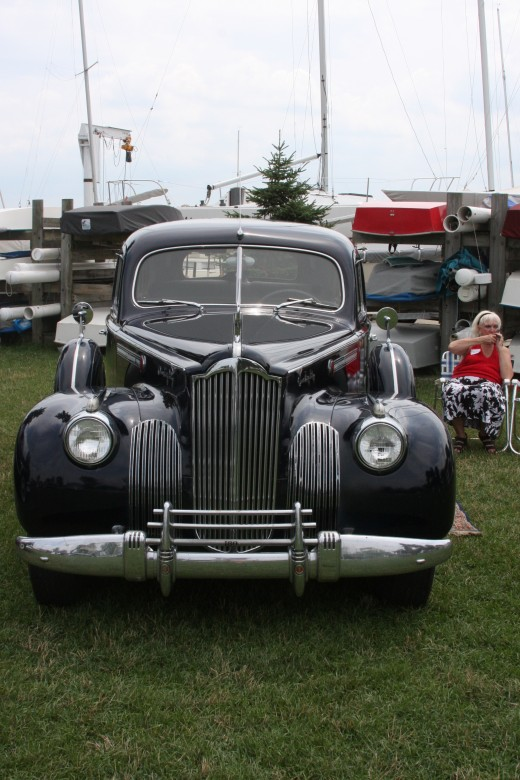 Packard 180 Pre-WWII Limo