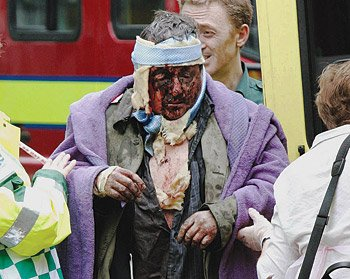 A survivor of one of the 2005 bombings in London