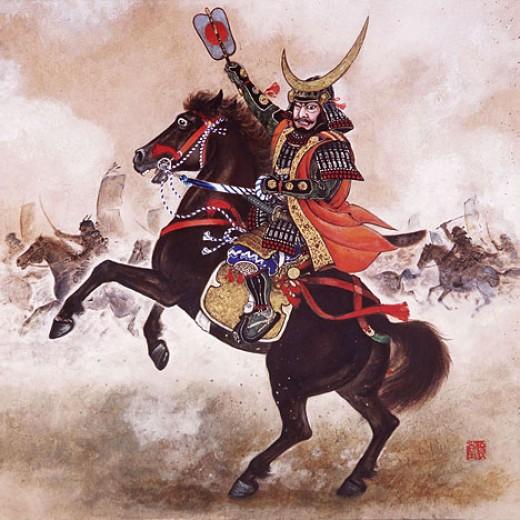 Japanese Samurai WarriorsHistorical Samurai Warriors
