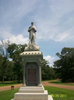 A Michigan memorial.