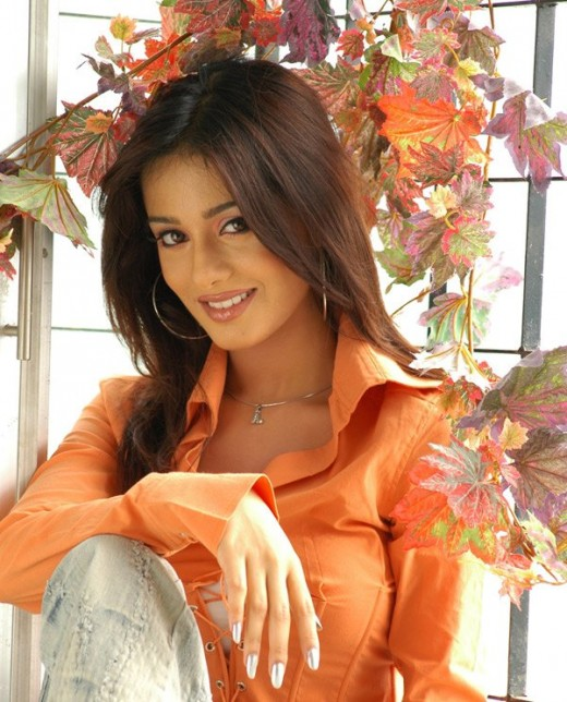 Amrita Rao....a beautiful actress...