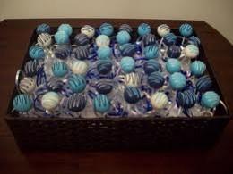 Chanukuh Cake Pops
