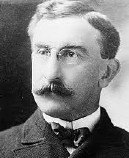 Henry Bourne Joy, President Packard Motor Car Company, B. 1864  D. 1936