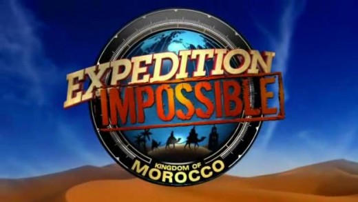 Main title from 'Expedition Impossible'