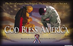 Blessed is the Nation whose God is Lord