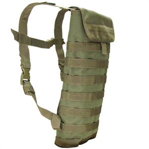 Hydration carrier with straps