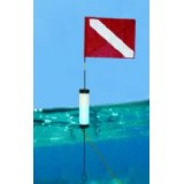 Don't forget the Dive Flag
