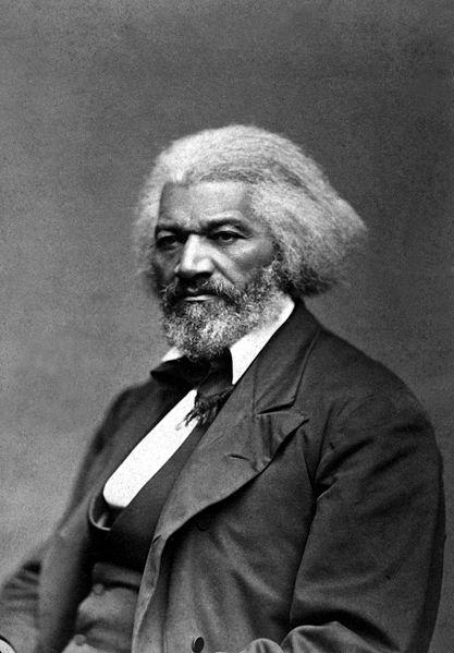 Fredrick Douglass circa 1879