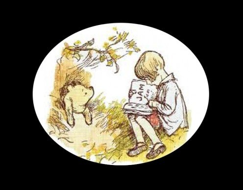 from Winnie the Pooh by A. A. Milne