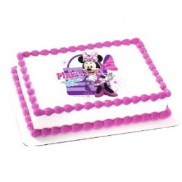 disney minnie mouse birthday cakes and party ideas