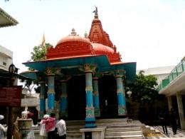 Bramha temple, Puskar