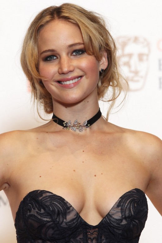 Another picture of the beautiful Jennifer Lawrence