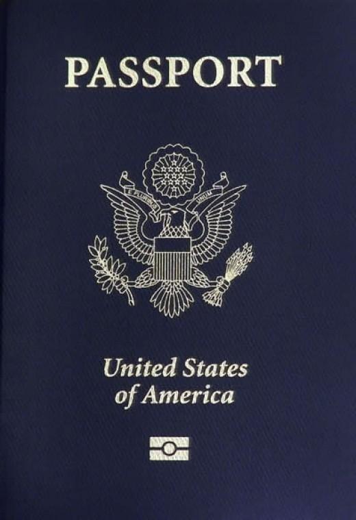 Biometric US Passport