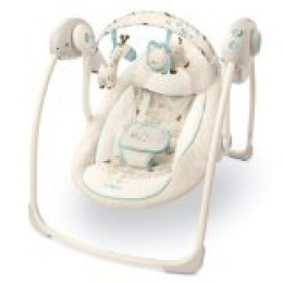 This baby swing is $46