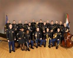 U.S. Army Jazz Ambassadors Band Swings!