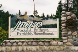 Welcome to Jasper, Alberta