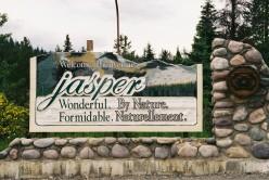Welcome to Jasper, Alberta