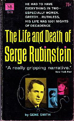 Rubinstein's murder continues to fascinate
