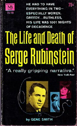 Rubinstein's murder continues to fascinate