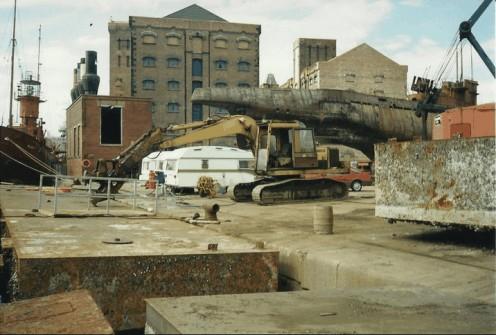Maritime demolition