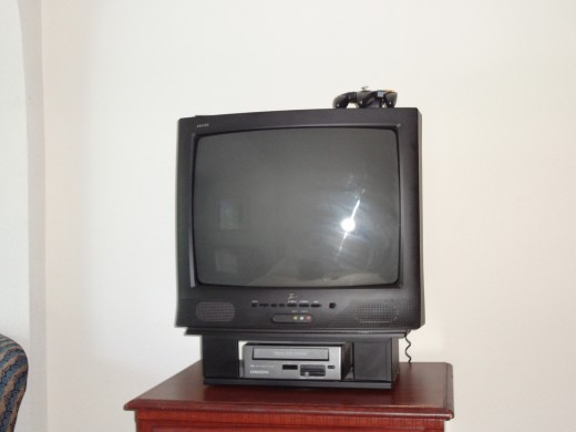 TV in need of updating