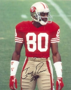 Jerry Rice:Biography And Life: By Ryan C. Beitler