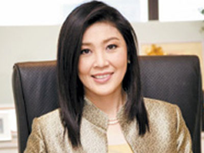Prime Minister Yingluck Shinawatra Elected July 2011