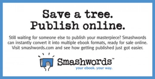 You can publish with Smashwords!