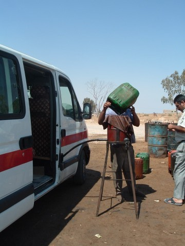 Stolen gas from Libya