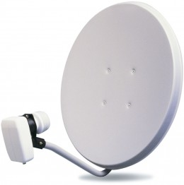 source satelitte dish