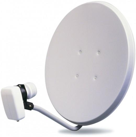source satelitte dish