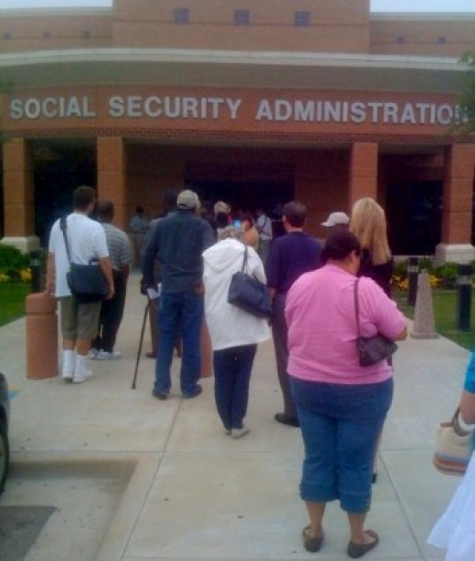 Title:  I need a social security card to update my drivers license! ~License: Attribution License ~ Photographer: Solo