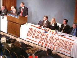 Dr. Steven Greer's Disclosure project: Is the conspiracy theory a conspiracy?