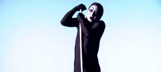 SpeakAsia portrays itself... as a mime?