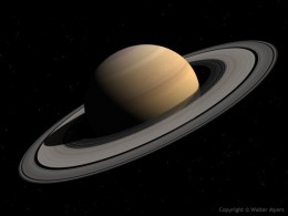 Saturn, orbits the sun every 29.4 years... does it affect your life? Or is merely a symbol?