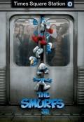 The Smurfs 3-D