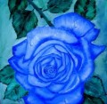Blue Rose Poetry by Ryan Beitler