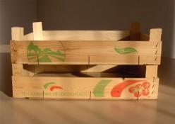 Poem - Tomato Boxes