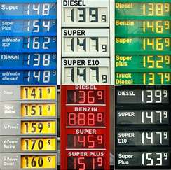 Rip off fuel prices