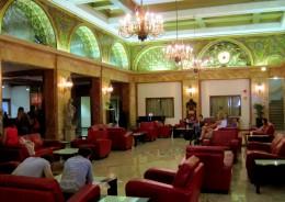 Main Lobby of Congress Plaza Hotel
