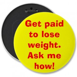 Getting Paid to Lose Weight - This is For Real
