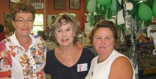 Met Judy Nunn!